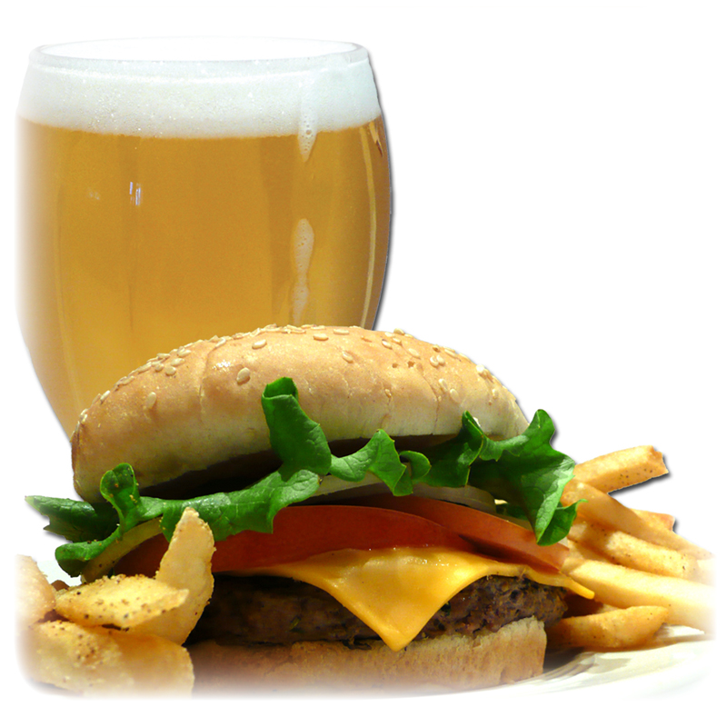 MONDAY'S $5.99 BURGER BREW