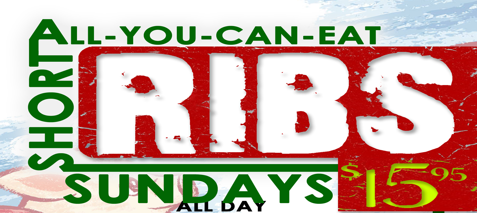 All You Can Eat Ribs